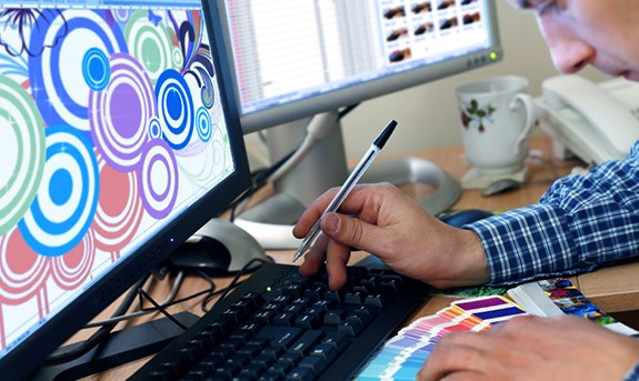 Online Digital Imaging & Graphic Design Certificate | UMassOnline.net